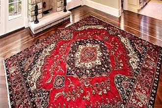 Persian rug professional cleaning