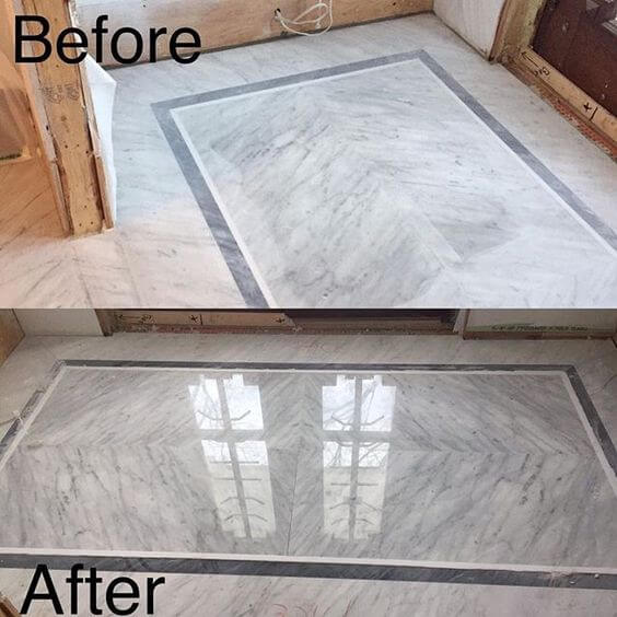 marble stone restoration and repair