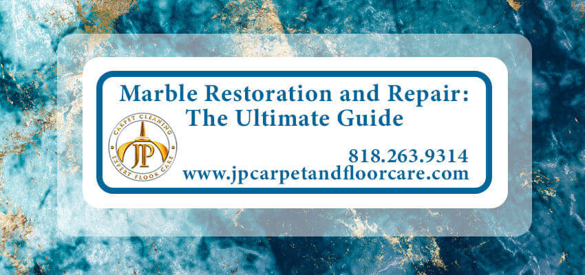 marble repair and restoration