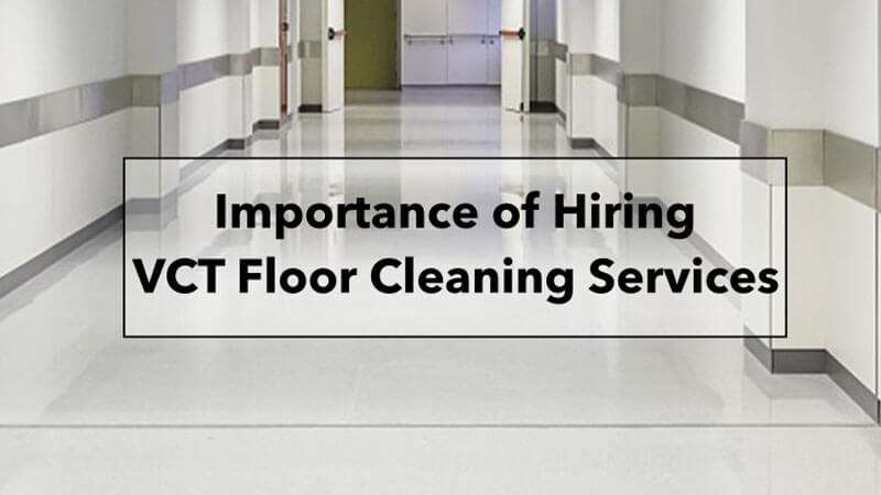 vct floor cleaning